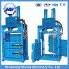Empacadora hidráulica vertical de la Máquina compactadora de botellas de plástico