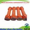 Schacht SWC/Cardanas voor de Rolling Machines van het Staal