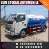 De VacuümTankwagen van de Vrachtwagen van de Riolering van de Zuiging van de Vrachtwagen van het Riool van de lage Prijs 4m3