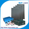 Système d'alimentation solaire hors réseau, remplissez le système d'alimentation solaire