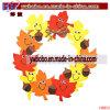 Decoratie van de Banner van de Partij van Halloween van het Decor van de Deur van de pompoen de Hangende (H8052)
