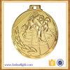 medalla de encargo del karate del oro del hierro del 2.o recuerdo 3D