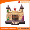 Castillo animoso de la iglesia inflable de la Navidad (T2-111)