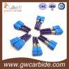 Molinos de extremo sólidos del carburo de la flauta HRC65 4