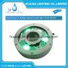 9PCS 316ss DC12V RGB水中LEDの噴水のプールライト