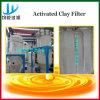 El petróleo usado que recicla el purificador de petróleo hidráulico de la máquina quita impurezas