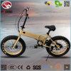 Самокат миниого складного велосипеда автошины Bike En15194 тучного электрический