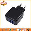 이동 전화를 위한 5V 2.1A USB 벽 충전기
