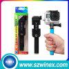 &#160 atado con alambre; Selfie Stick with Cable para la cámara del teléfono móvil