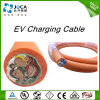 Cavo di carico della fabbrica 3*2.5+2*0.5mm2 10A EV per l'automobile del veicolo elettrico
