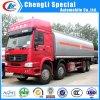 FAW 4の車軸30cbm炭素鋼の燃料のタンカーの給油車オイルの交通機関タンクトラック