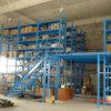 L'acier Les systèmes de stockage de l'entrepôt de métal Mezzanine étagères de stockage