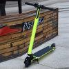 Scooter électrique à fibre de carbone 24V250W LG 8.8ah E-Scooter