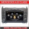Reprodutor de DVD especial de Car para Mercedes um B Class com GPS, Bluetooth. com o Internet de Dual Core 1080P V-20 Disc WiFi 3G do chipset A8 (CY-C068)