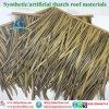 At006 Kunstmatig met stro bedek Synthetisch met stro bedekken Plastic Palm met stro bedekken de Tegels van het Dakwerk