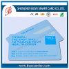 Les plus populaires de la carte de soins de santé de PVC en plastique