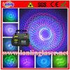 Luce laser di RGB 3D Ilda Animation del caleidoscopio