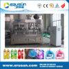 Detergente líquido automático de la máquina de llenado