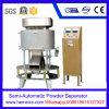 Separador magnético del polvo semiautomático para el material de cerámica del esmalte