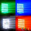 5X5 25X10W RGBW 4in1 СИД Stage Light Matrix Washer