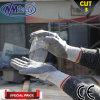 Перчатка руки безопасности Hppe уровня 3 отрезока Nmsafety