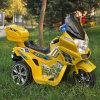 Езда детей автомобиля игрушки цикла электрического двигателя детей электрическая