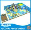 Big Slides von Indoor-Spielplatz Frech Castle (QL - 150406B )