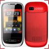 Teléfonos móviles duales F69b de la pantalla grande SIM