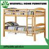 固体マツ木幼児の二段ベッド(WJZ-B97)
