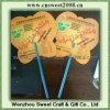 Plastikgriff-Minihandventilator der förderung-sieben