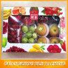 Boîte d'emballage de fruits avec fenêtre transparente en PVC