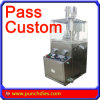 Máquina automática giratória da imprensa da tabela do pecado giratório Single-Press/Continuous de Zpw17D/19dzpw17D/19d