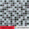 Wasserdichtes Adhesive Vinyl Wall Sticker Tiles für Bathroom Decor und Kitchen Decor