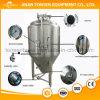 Equipamento brilhante da cervejaria do aço inoxidável 600L do tanque da cerveja da alta qualidade