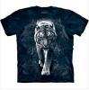 T-shirt impresso de moda para homens (M265)