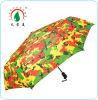 2014 camuflaje colorido de nuevo diseño Auto Cerrar Umbrella