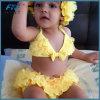 女の赤ちゃんの水着の水着のための甘いスリーピースのビキニ