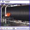 Hoog - dichtheidsPE dubbel-Wall Corrugated Pipe voor Protecting Environment