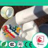 Adhésif blanc d'étiquette de colle de pression sensible à la pression à base d'eau