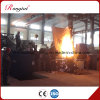 Four à induction électrique de fréquence moyenne de Coreless pour la fonte d'acier/fer/acier inoxydable/alliage d'en cuivre/d'aluminium
