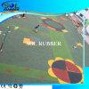Deportes animados de la superficie del suelo gránulos de caucho EPDM Pavimentos de caucho