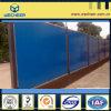 Zuid-Amerika Color Steel Fencing met ISO Certificate