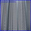 Art-Muster der Aufbau-Pflaster-Metallgewelltes Latte-V