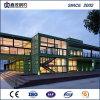 Het aangepaste Huis van de Verschepende Container van China Prefab als Modulair Hotel