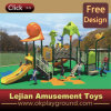 En1176 Classical Kids Slide & Swing Outdoor Playground (12028A)