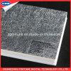 Het Oplosbare Behang Eco van uitstekende kwaliteit met In reliëf gemaakte Textuur in Zilver