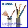 câble cuivre électrique flexible de PVC du sqmm 2X10