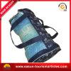 Manta del recorrido del paño grueso y suave de la franela con el bolso