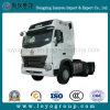Sinotruk HOWO A7 6X4 420HP трактора трактора головки блока цилиндров погрузчика прицепа