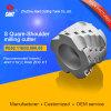 Indexierbare quadratische Schulter-Prägescherblock für CNC-Drehbank-Hilfsmittel